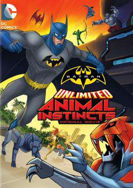 Batman Unlimited: Animal Instincts, Movie on DVD, Family Movies, Kids Movies, Animation Movies, ,  on DVD