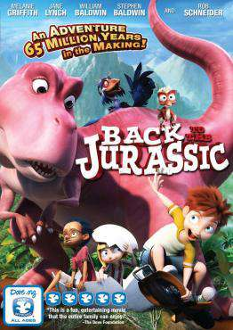 Back To The Jurassic, Movie on DVD, Family Movies, Kids Movies, ,  on DVD