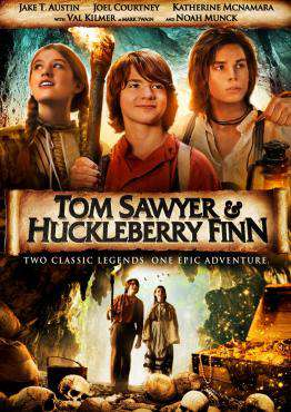 Tom Sawyer & Huckleberry Finn, Movie on DVD, Family Movies, ,  on DVD