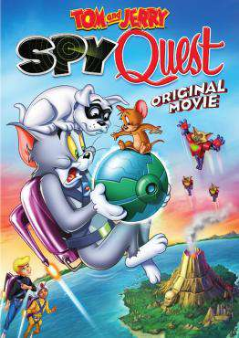Tom and Jerry: SpyQuest, Movie on DVD, Family Movies, Kids Movies, new movies, new movies on DVD