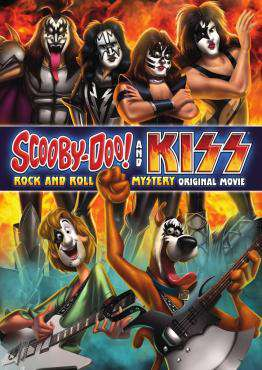 Scooby Doo! Meets Kiss, Movie on DVD, Family Movies, Comedy Movies, Kids Movies, ,  on DVD