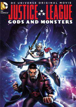 Justice League: Gods & Monsters, Movie on DVD, Action Movies, Adventure Movies, ,  on DVD