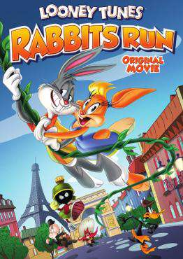 Looney Tunes: Rabbits Run, Movie on DVD, Family Movies, Kids Movies, new movies, new movies on DVD