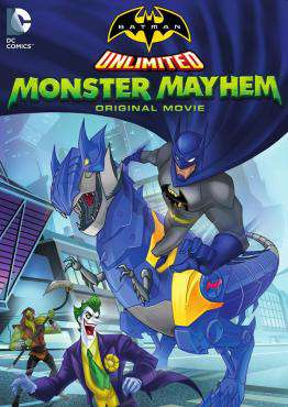 Batman Unlimited: Monster Mayhem, Movie on DVD, Action Movies, Family Movies, Adventure Movies, Kids Movies, ,  on DVD