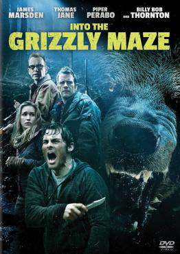 Into The Grizzly Maze, Movie on DVD, Drama Movies, Suspense Movies, new movies, new movies on DVD