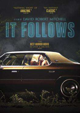 It Follows, Movie on DVD, Horror Movies, Suspense Movies, ,  on DVD