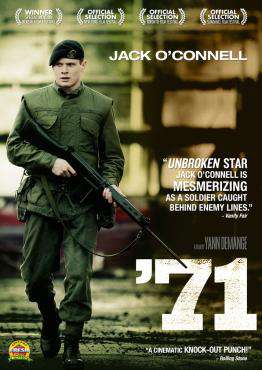 71, Movie on DVD, Action Movies, Suspense Movies, War & Western Movies, ,  on DVD