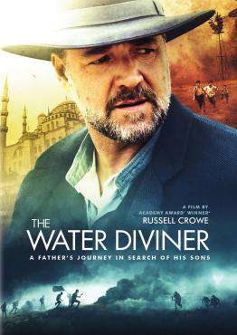 The Water Diviner, Movie on DVD, Drama Movies, War & Western Movies, ,  on DVD