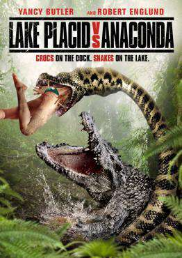 Lake Placid vs Anaconda, Movie on DVD, Drama Movies, Horror Movies, Suspense Movies, ,  on DVD