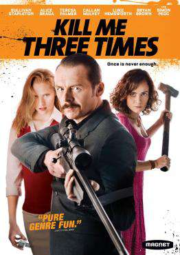 Kill Me Three Times, Movie on DVD, Action Movies, Suspense Movies, ,  on DVD