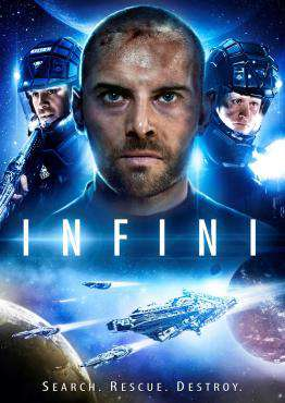 Infini, Movie on DVD, Action Movies, Sci-Fi & Fantasy Movies, new movies, new movies on DVD