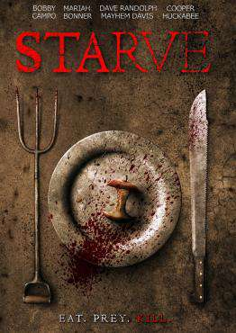 Starve, Movie on DVD, Horror Movies, ,  on DVD