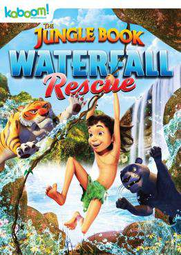 Jungle Book: Waterfall Rescue, Movie on DVD, Family Movies, Kids Movies, new movies, new movies on DVD
