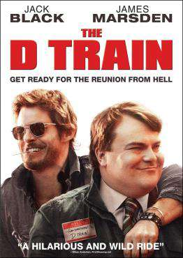 D Train, Movie on DVD, Comedy Movies, new movies, new movies on DVD