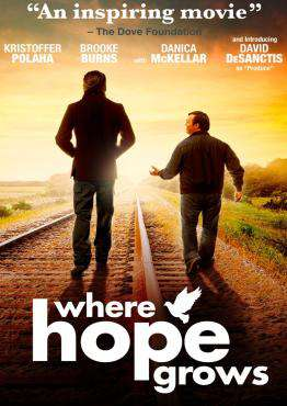 Where Hope Grows, Movie on DVD, Drama Movies, ,  on DVD