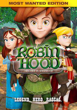 Robin Hood: Mischief In Sherwood, Movie on DVD, Family Movies, Kids Movies, ,  on DVD