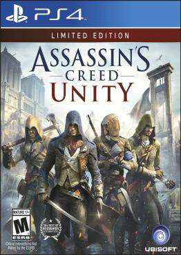 Assassin's Creed Unity, Game on PS4, Action Video Games, ,  on PS4