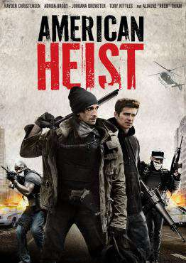 American Heist, Movie on DVD, Action Movies, Suspense Movies, ,  on DVD