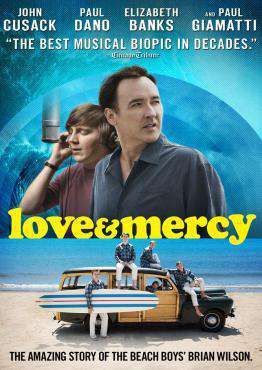 Love & Mercy, Movie on DVD, Drama Movies, ,  on DVD