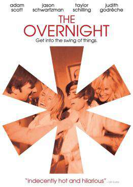 The Overnight, Movie on DVD, Comedy Movies, ,  on DVD