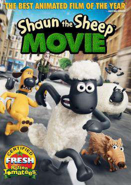 Shaun The Sheep Movie, Movie on DVD, Family Movies, Kids Movies, Animation Movies, ,  on DVD