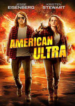 American Ultra, Movie on Blu-Ray, Action Movies, Comedy Movies, ,  on Blu-Ray