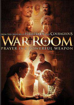 War Room, Movie on Blu-Ray, Drama Movies, ,  on Blu-Ray