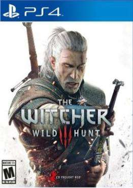 The Witcher III: Wild Hunt, Game on PS4, Action Video Games, ,  on PS4