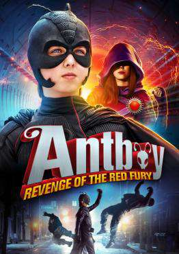 Antboy 2: Revenge of the Red Fury, Movie on DVD, Family Movies, ,  on DVD