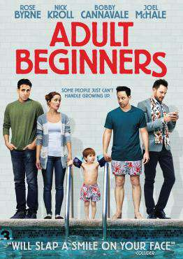 Adult Beginners, Movie on DVD, Comedy Movies, Drama Movies, ,  on DVD