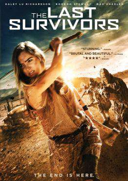 The Last Survivors, Movie on DVD, Action Movies, Sci-Fi & Fantasy Movies, Suspense Movies, ,  on DVD