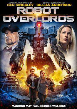 Robot Overlords, Movie on DVD, Family Movies, Action Movies, Adventure Movies, Sci-Fi & Fantasy Movies, ,  on DVD