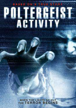 Poltergeist Activity, Movie on DVD, Horror Movies, new movies, new movies on DVD