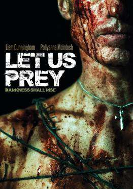 Let Us Prey, Movie on DVD, Horror Movies, new movies, new movies on DVD