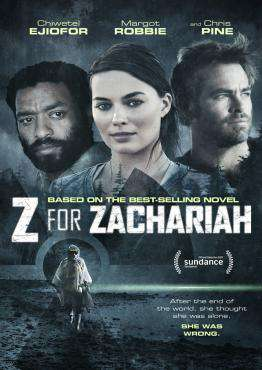 Z For Zachariah, Movie on DVD, Drama Movies, Suspense Movies, ,  on DVD
