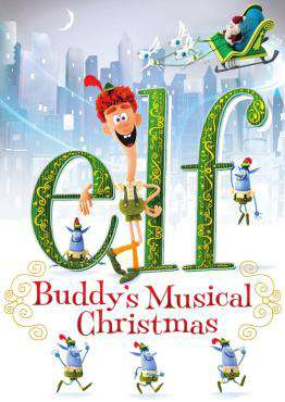 Elf: Buddy's Musical Christmas, Movie on DVD, Family Movies, Kids Movies, ,  on DVD
