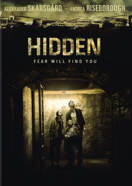 Hidden, Movie on DVD, Horror Movies, Suspense Movies, ,  on DVD