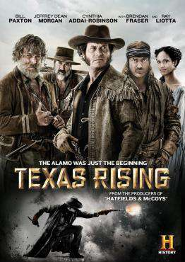 Texas Rising, Movie on DVD, Action Movies, War & Western Movies, ,  on DVD