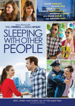 Sleeping With Other People, Movie on Blu-Ray, Comedy Movies, ,  on Blu-Ray