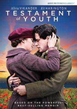 Testament Of Youth, Movie on DVD, Drama Movies, Action Movies, War & Western Movies, ,  on DVD