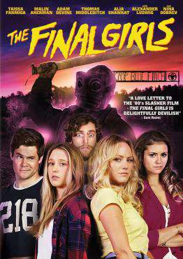 The Final Girls, Movie on DVD, Comedy Movies, Horror Movies, ,  on DVD