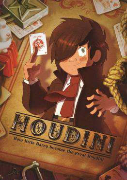 Houdini (2015), Movie on DVD, Family Movies, Kids Movies, ,  on DVD