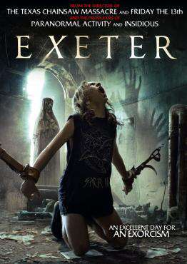 Exeter, Movie on DVD, Horror Movies, new movies, new movies on DVD