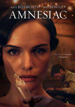Amnesiac, Movie on DVD, Drama Movies, Suspense Movies, ,  on DVD