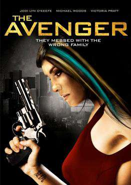The Avenger, Movie on DVD, Drama Movies, Suspense Movies, ,  on DVD