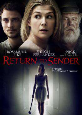 Return To Sender, Movie on DVD, Drama Movies, Suspense Movies, new movies, new movies on DVD