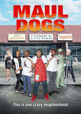 Maul Dogs, Movie on DVD, Comedy Movies, new movies, new movies on DVD
