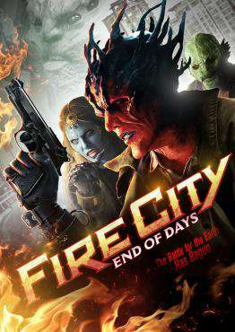 Fire City, Movie on DVD, Horror Movies, ,  on DVD