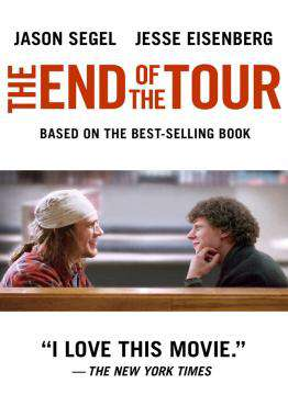 The End Of The Tour, Movie on DVD, Drama Movies, ,  on DVD