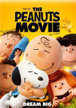 The Peanuts Movie, Movie on DVD, Family Movies, Kids Movies, Animation Movies, ,  on DVD